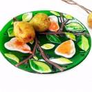 "Plate ""Pears"""