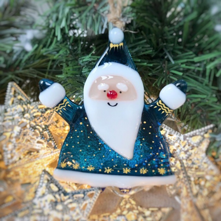 "Christmas tree toy ""Santa Claus"" (thick)"